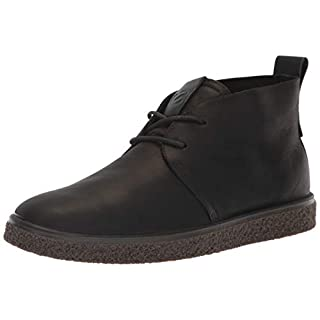 ECCO Damen CREPETRAY Ladies Chukka Boots, Schwarz (Black 2001), 41 EU