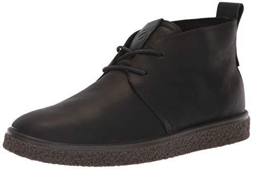 ECCO Damen CREPETRAY Ladies Chukka Boots, Schwarz (Black 2001), 36 EU (Chukka Leder)