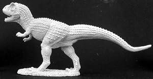 Desconocido Reaper Miniatures 2996 - Leyendas Oscuras: Carnotaurus (sin Pintar) Importado de Alemania