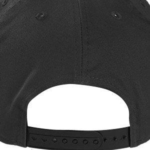 New era casquette de baseball mLB philadelphia pour homme 9 fifty phillies snapback Noir - Noir