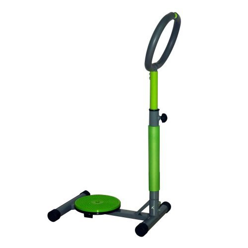 V-Fit PK T Adjustable - Máquina de cardio, tamaño Single Pack, color gris/electric verde