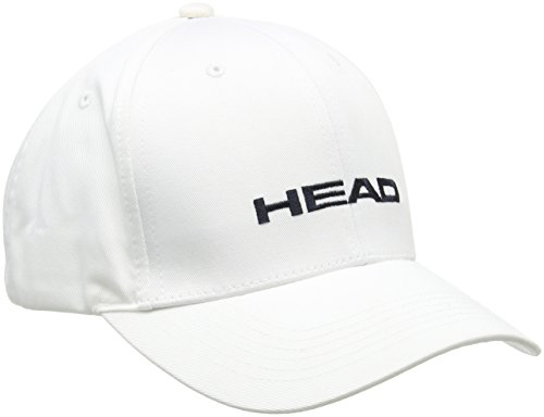 Head Gorra, Unisex, Blanco WH, Talla Única
