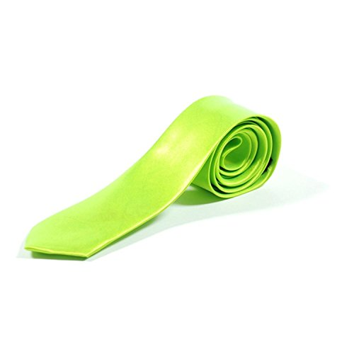 Retro Styler - Corbata - para hombre Verde verde talla única
