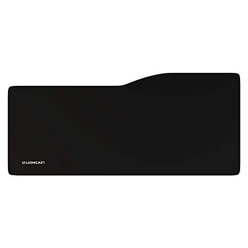 Lioncast Conquer Oversize Gaming Mousepad/Alfombrilla de ratón para Jugador (795mm x 345mm,...