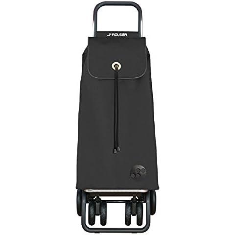 Rolser Logic Tour/pack MF, PAC041, 39,5 x 32,5 x 105,5 cm, 48 Liter, 40 kg Capacidad de carga