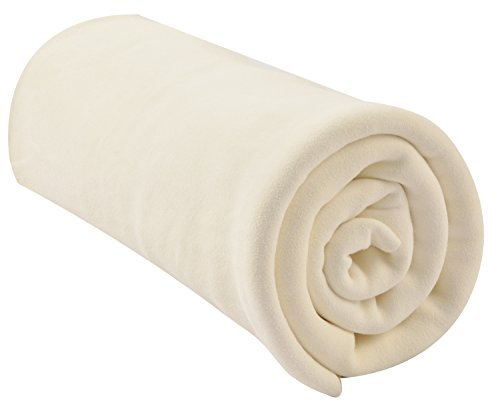 Kinhwa pelle di daino di elevata qualità panno in pelle per auto panno di pulizia e lucidatura di auto 50cm x 80cm