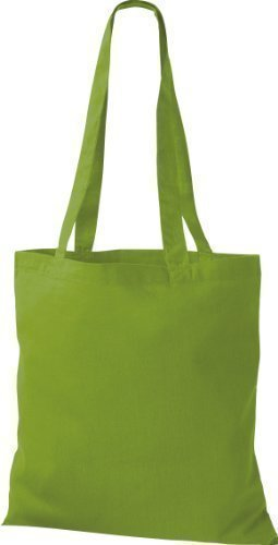 Shirtinstyle , Cabas pour femme Vert - lime green