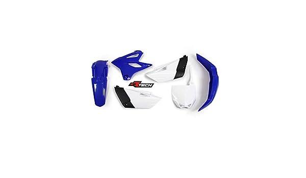 OEM Restyle 15 Racetech Kit Plastique Complet RTECH Yamaha 125 250 YZ 02-14