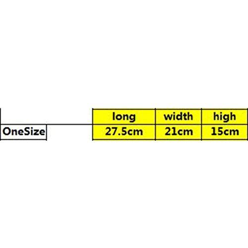Jia Qing Sacchetto Cosmetico Di Lavata Portatile Multifunzionale Della Signora Sacchetto Cosmetico Universale Di Grande Capacità Brown