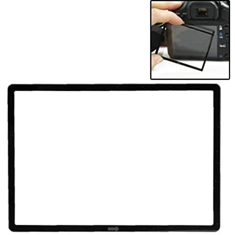 Pro Optical Glass LCD Screen Protector Para Canon T3i 600D /