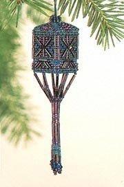 Wisteria Tassel Ornament Cross Stitch Kit by Mill Hill (Mill Hill Ornamente)