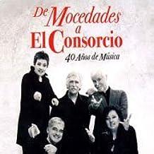 De Mocedades A El Consorcio : 40 Años De Musica 2CDs+DVD