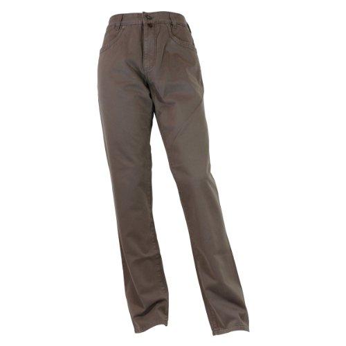 JOKER Jeans Freddy Wintercotton taupe Taupe
