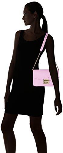 FURLA - Metropolis S Shoulder Bag, Borsa Donna Viola (Glicine D)