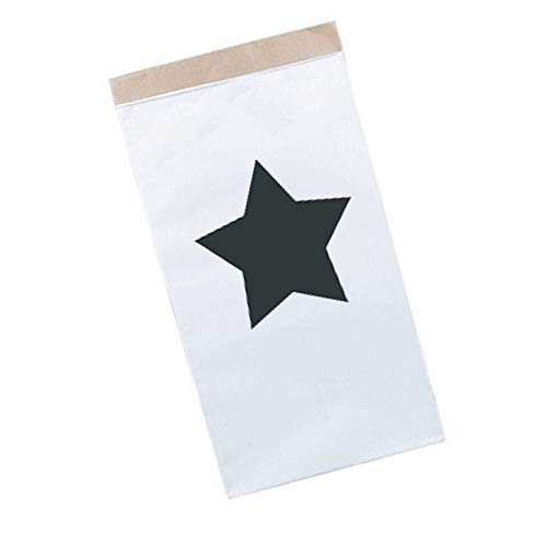 Ogquaton Bolsa almacenamiento papel Kraft pesado Bolsa