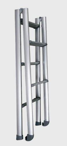Preisvergleich Produktbild Alkovenleiter Scala 3 150 x 28 cm klappbar