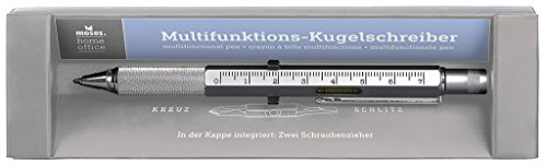 Moses 82257 Home Office Multifunktions-Kugelschreiber
