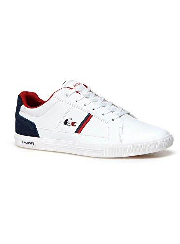 Lacoste Herren Schuhe / Sneaker Europa 317 SPM LT weiß 45