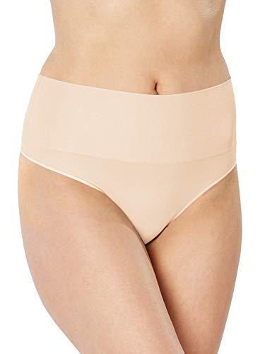 Spanx Ss0815-soft m Mutande Contenitive, Beige Soft Nude, 42 (Taglia Unica: Medium) Donna