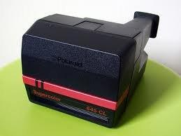POLAROID Supercolour Kamera 645 c