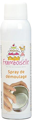 Framboiselle Spray de Démoulage - Lot de 2
