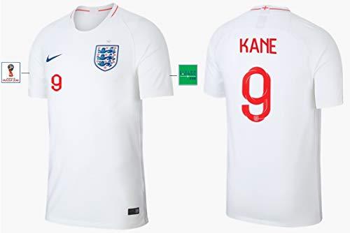 England Trikot Herren WM 2018 Home - Kane 9 (L)