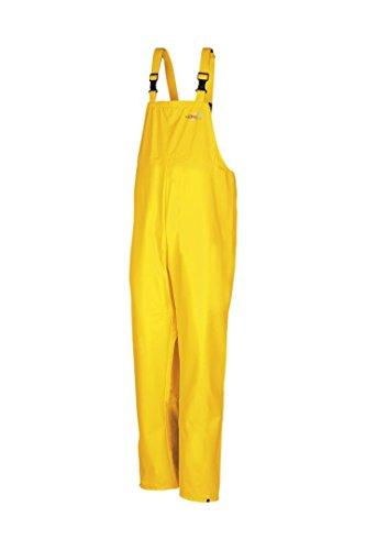 Frederik Sioen 4600a2fc1y583X L Louisiana Latzhose Hose, 3x große, gelb (20Stück)