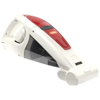 Vax H86-GA-P Gator Pet Handheld Vacuum Cleaner, White/Red