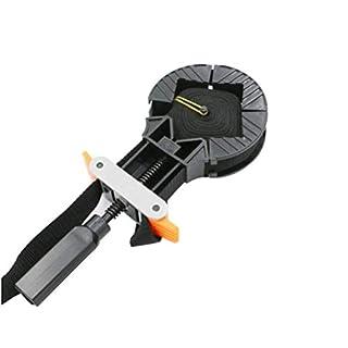 Hycy Multifunktions-Gürtel Clamp Holzbearbeitung Quick Adjustable Band Clamp Polygonalen Clip 90 Grad Handwerkzeuge