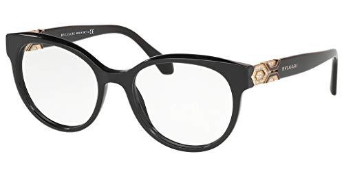 Brillen Bvlgari SERPENTEYES BV 4177B BLACK Damenbrillen