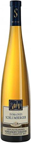 Domaine Schumberger,Cuvee Christine Schlumberger Vt (caja De 6) Medias Botellas 37.5 Cl Francia/ Alsace. Gewurztraminer. Vino Blanco