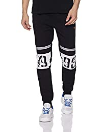 Ajile By Pantaloons Men's Straight Fit Joggers