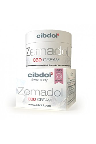 *Cibdol Zemadol CBD Cream 50ml – Zur Anwendung bei Ekzemen*