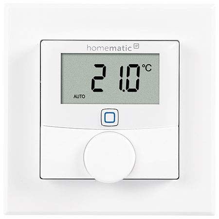 Homematic Wandthermostat mit