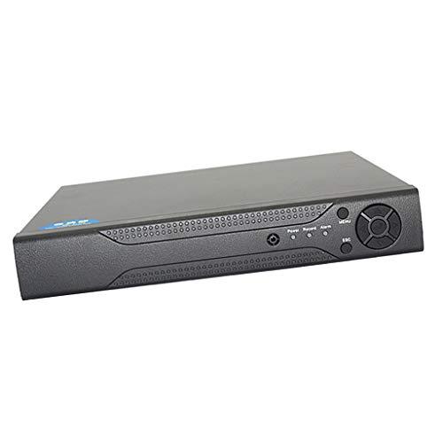 P Prettyia 8 Kanal 1080P Digitaler Videorekorder Netzwerk NVR, unterstützt 4 TB Festplatte für Bewegungerkennung - Dvr-dvd-rekorder Festplatte