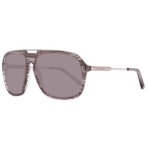 Dsquared2 Herren DQ0115 20A 58 Sonnenbrille, Grau,