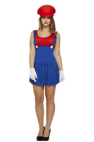 Budget Lady Plumber Costume