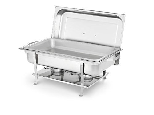 Artisan Stainless Steel Chafer 8-Quart Value II Welded Frame by Artisan (Steel Chafer)