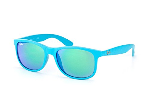 gafas-de-sol-ray-ban-rb4202-andy-matte-turquoise