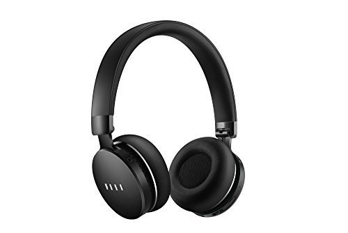 FIIL Canviis Pro Wireless on-Ear Headphones- Noir, 8.6