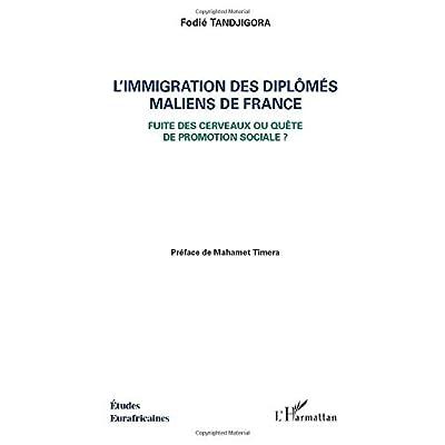 L'immigration des diplômés maliens de France: Fuite des cerveaux ou quête de promotion sociale ?