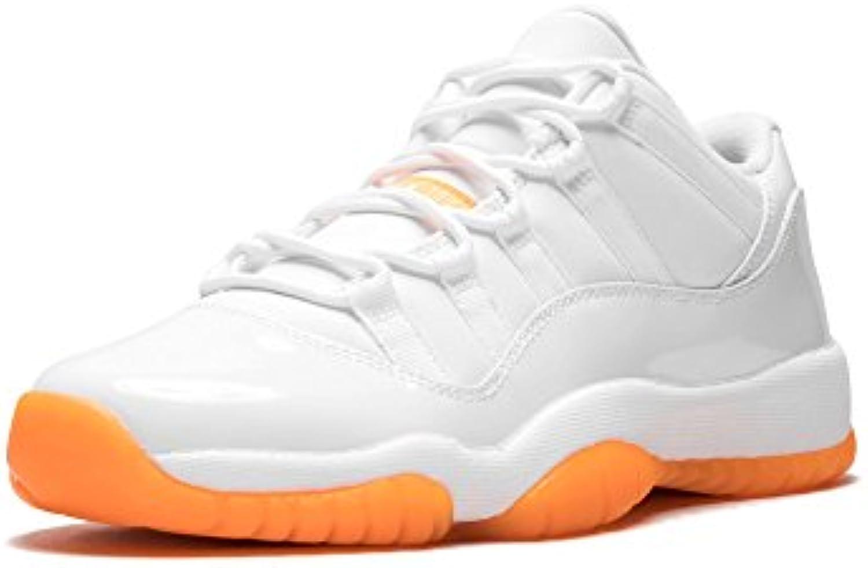 Nike GG (GS) Air Jordan 11 'Citrus' White/Citrus Trainer