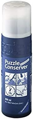 Ravensburger 17954 Puzzle Conserver Permanent Pussel tillbehör lim - klistra enkelt ihop ditt favoritpussel &a