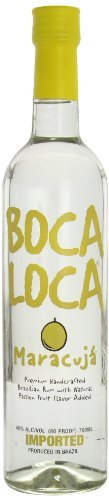 Boca Loca Cachaça Maracuja (la passion) 70 cl