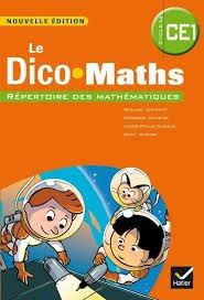 Cap maths CE1 - dico maths