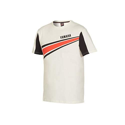 Yamaha abbigliamento T-shirt REVS Byson B17AT101W600 originale Speedblock Revs Your Heart maglietta moto tempo libero v