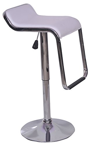 Pansy PF-BS-04-LB Barstool (White)