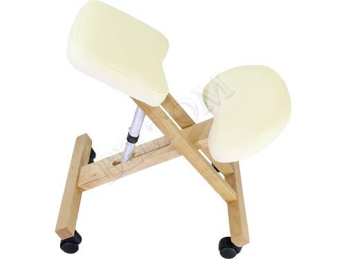 Sedia ergonomica ortopedica poggia ginocchia sgabello