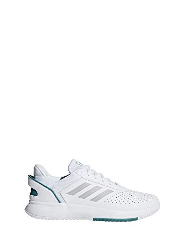 adidas Courtsmash, Scarpe da Tennis Uomo, Multicolore (Ftwbla/Gridos/Veract 000), 42 EU
