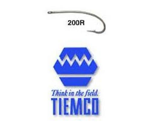 Umpqua TIEMCO Fliegenbinden Haken TMC 200R (25PK) 16(N) -